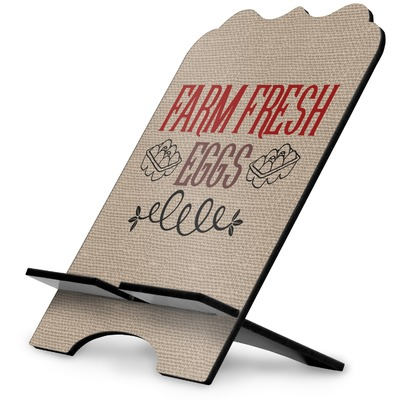 Farm Quotes Stylized Tablet Stand (Personalized)