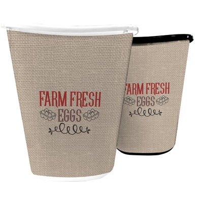 Farm Quotes Waste Basket (Personalized)