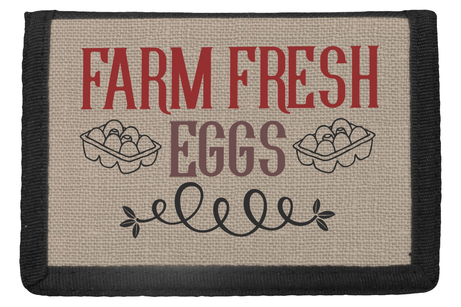 Farm Quotes Trifold Wallet Personalized Youcustomizeit