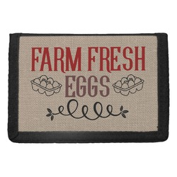 Farm Quotes Trifold Wallet (Personalized)