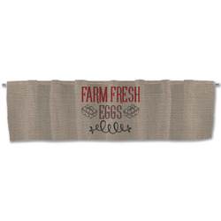 Farm Quotes Valance (Personalized)