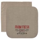 Farm Quotes Facecloth / Wash Cloth (Personalized)