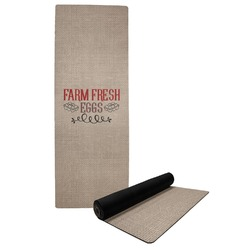 Farm Quotes Yoga Mat (Personalized)