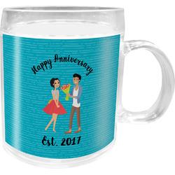 Happy Anniversary Acrylic Kids Mug (Personalized)