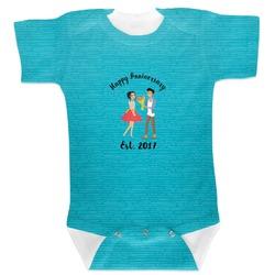 Happy Anniversary Baby Bodysuit (Personalized)