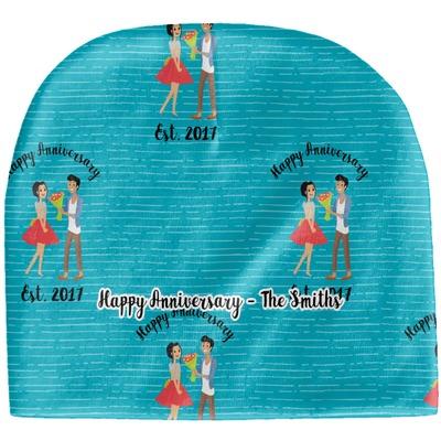 Happy Anniversary Baby Hat (Beanie) (Personalized)