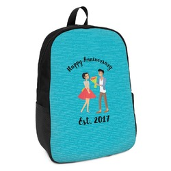 Happy Anniversary Kids Backpack (Personalized)