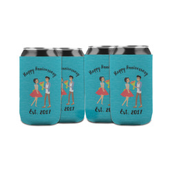 Happy Anniversary Can Sleeve (12 oz) (Personalized)
