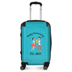 Happy Anniversary Suitcase (Personalized)