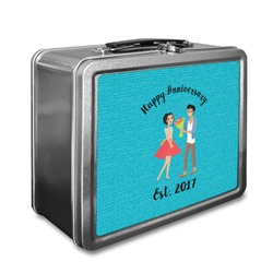 Happy Anniversary Lunch Box (Personalized)