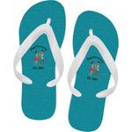Happy Anniversary Flip Flops (Personalized)