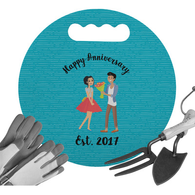 Happy Anniversary Gardening Knee Cushion (Personalized)