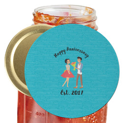 Happy Anniversary Jar Opener (Personalized)