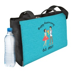 Happy Anniversary Ladies Workout Bag (Personalized)