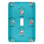 Happy Anniversary Light Switch Covers (Personalized)