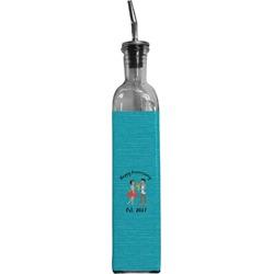 Happy Anniversary Oil Dispenser Bottle (Personalized)