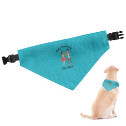 Happy Anniversary Dog Bandana (Personalized)