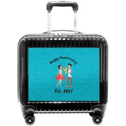 Happy Anniversary Pilot / Flight Suitcase (Personalized)