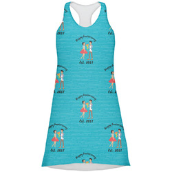Happy Anniversary Racerback Dress (Personalized)