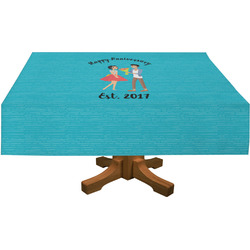 Happy Anniversary Tablecloth (Personalized)