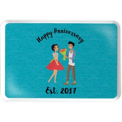Happy Anniversary Serving Tray (Personalized)