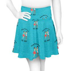 Happy Anniversary Skater Skirt (Personalized)