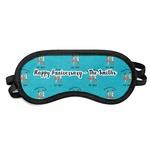 Happy Anniversary Sleeping Eye Mask (Personalized)