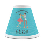 Happy Anniversary Chandelier Lamp Shade (Personalized)