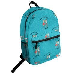 Happy Anniversary Student Backpack (Personalized)
