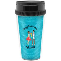 Happy Anniversary Travel Mug (Personalized)
