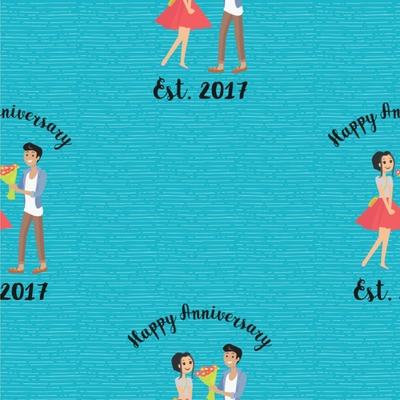 Happy Anniversary Wallpaper & Surface Covering