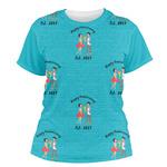 Happy Anniversary Women's Crew T-Shirt (Personalized)