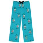Happy Anniversary Womens Pajama Pants (Personalized)