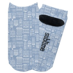 Housewarming Adult Ankle Socks (Personalized)