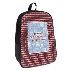 Housewarming Kids Backpack (Personalized)