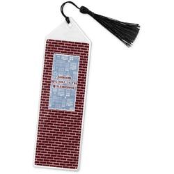 Housewarming Book Mark w/Tassel (Personalized)