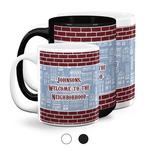 Housewarming Coffee Mugs (Personalized)