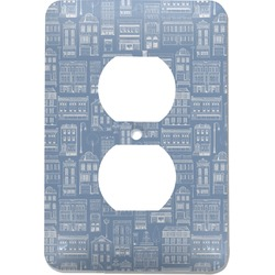 Housewarming Electric Outlet Plate (Personalized)