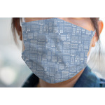Housewarming Face Mask Cover (Personalized)