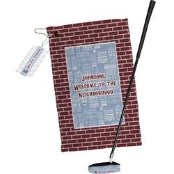 Housewarming Golf Towel Gift Set (Personalized)