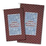 Housewarming Golf Towel - Full Print w/ Name or Text