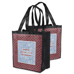 Housewarming Grocery Bag (Personalized)