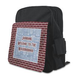 Housewarming Preschool Backpack (Personalized)