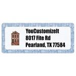 Housewarming Return Address Labels (Personalized)