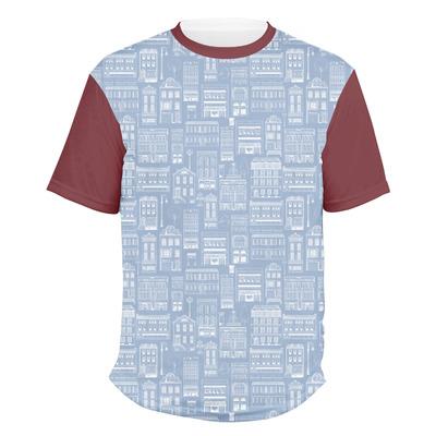 Housewarming Men's Crew T-Shirt (Personalized)