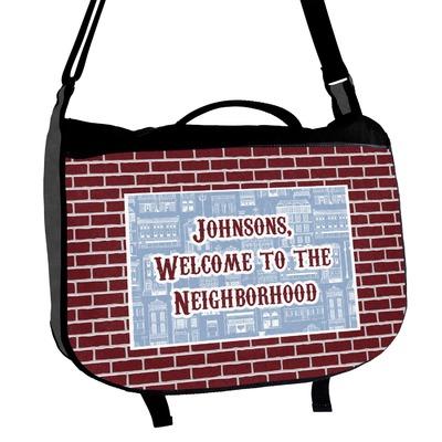 Housewarming Messenger Bag (Personalized)