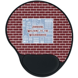 Housewarming Mouse Pad with Wrist Support