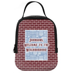 Housewarming Neoprene Lunch Tote (Personalized)