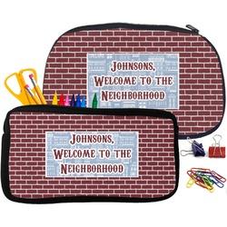 Housewarming Neoprene Pencil Case (Personalized)