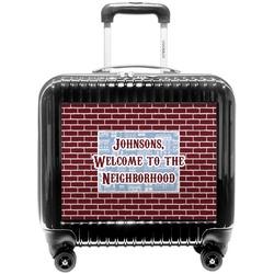 Housewarming Pilot / Flight Suitcase (Personalized)